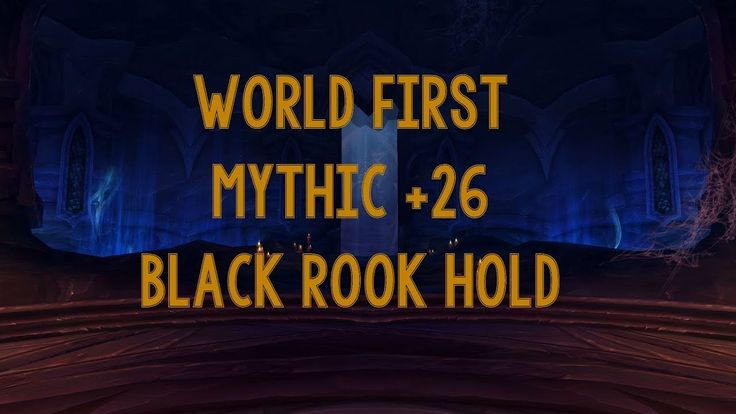 World First M26 BRH - Fire Mage PoV #worldofwarcraft #blizzard #Hearthstone #wow #Warcraft #BlizzardCS #gaming