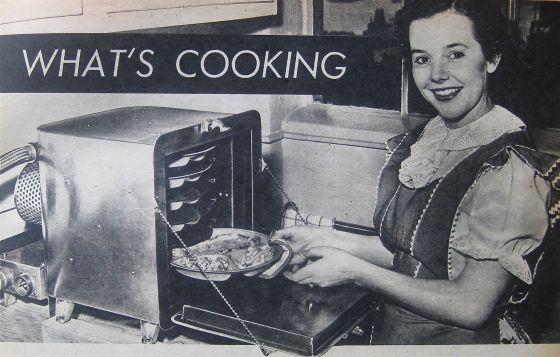 Green Diva Meg's foodie backstory . . .