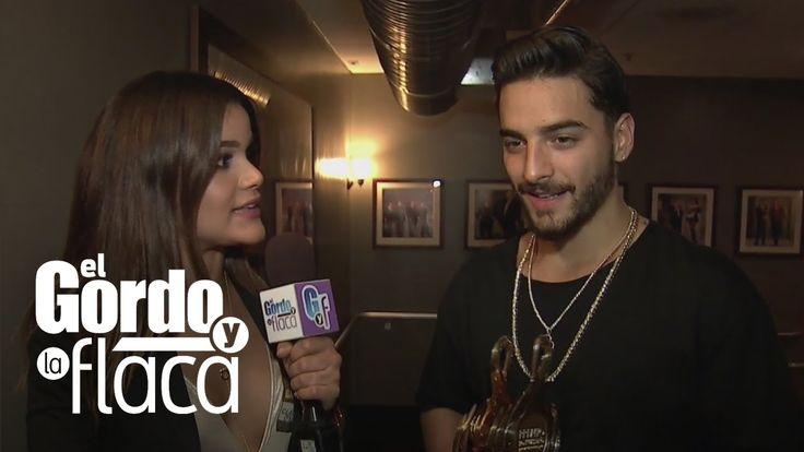 ¿Maluma puso nerviosa a Clarissa Molina cuando ella le hacía una entrevi...