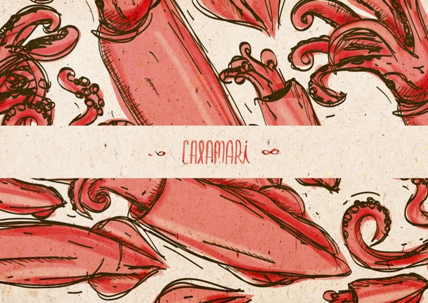 i Garzoni Clothing • Calamari