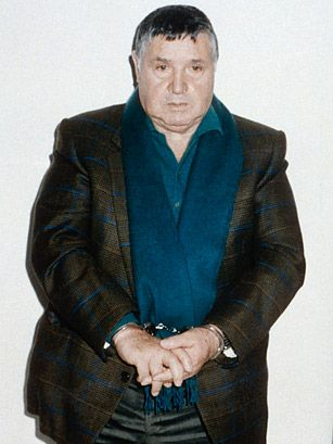 """Gentleman, you are making a big mistake,"" is what Sicilian mobster Salvatore Riina told police when he was apprehended in January 1993 for ..."