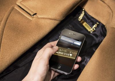 Burberry adds personalization, digital touchpoints to autumn/winter collection