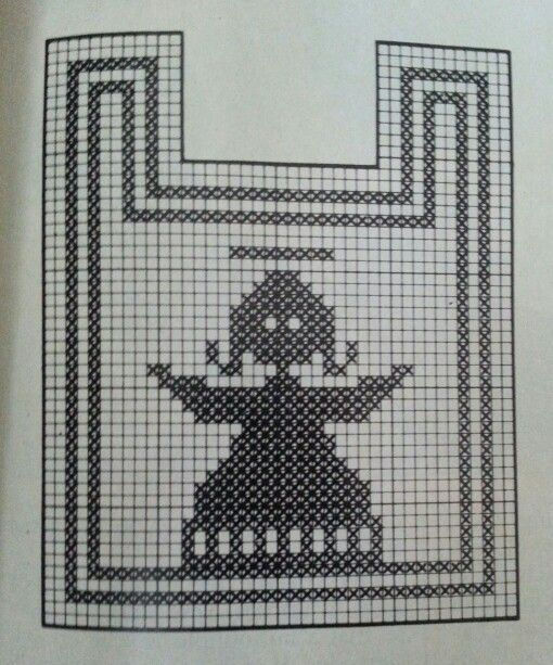 Filet Crochet Baby Bib Patterns : 1000+ images about Christmas and other occasions - angels ...