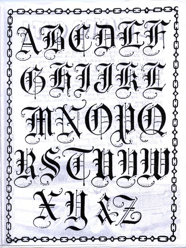 old english letters best 25 letras goticas mayusculas ideas on 43761
