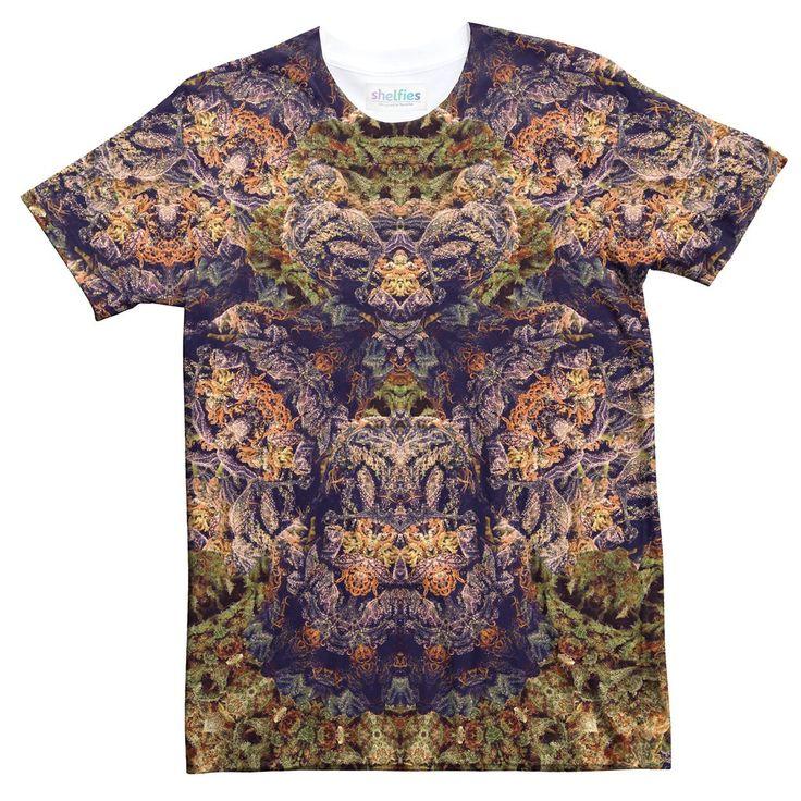 T Shirts - Purple Kush [REMIX] Tee