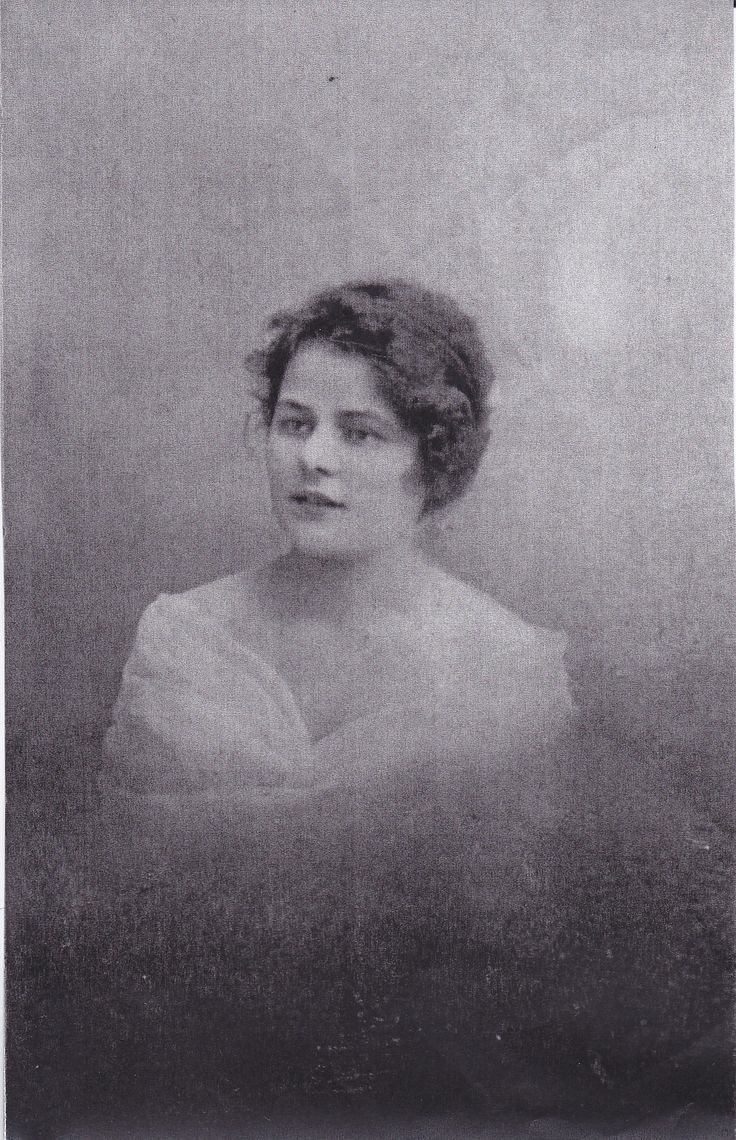 My gran Elsie - her cruelty was my driving force in finding out the truth.