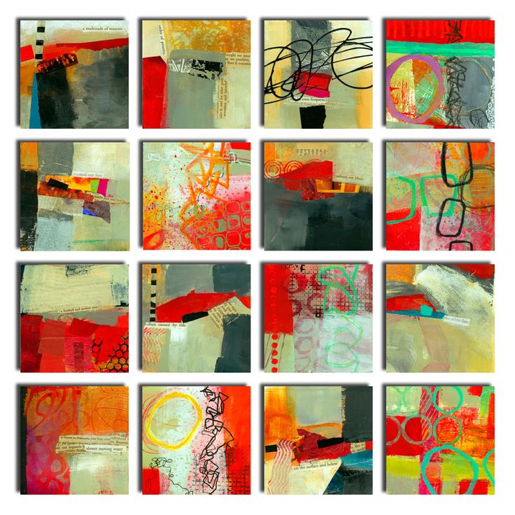 collage journeys