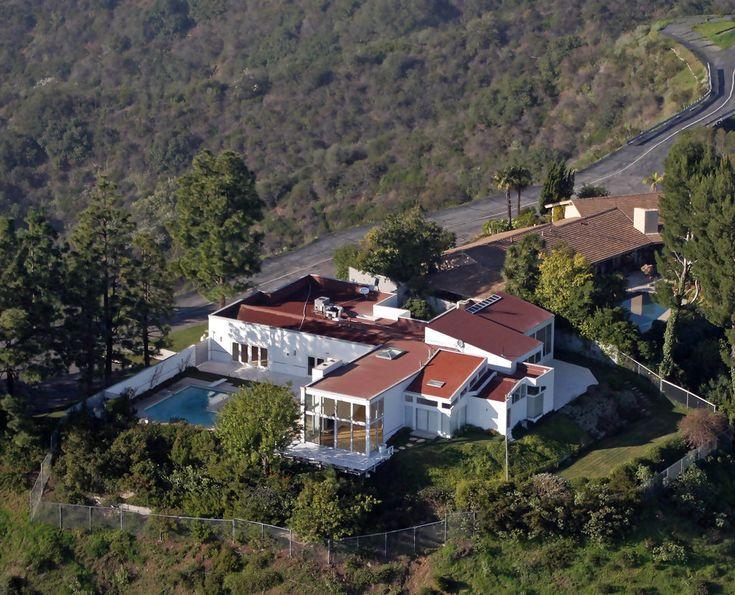 Former Home of Seal and Heidi Klum (Bel Air)