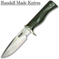 "Model 28-4.5 Woodsman Green Micarta 4.5"" Blade"