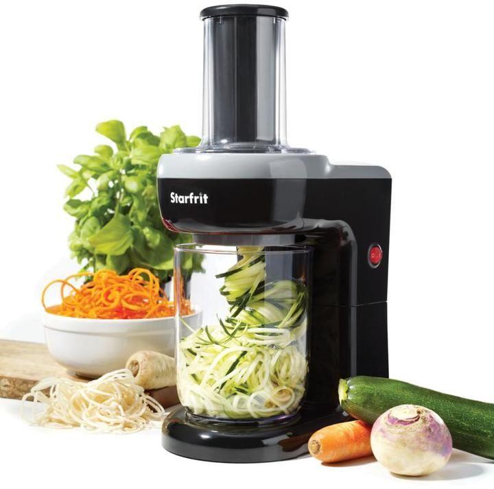 Die Besten 25+ Electric Spiralizer Ideen Auf Pinterest Gemüse   Online  Kochen Neue Technologie Essenszubereitung