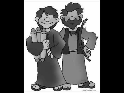 ▶ Jakob en Esau - YouTube