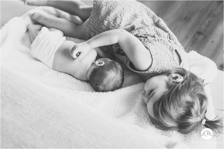 lifestyle newborn shoot