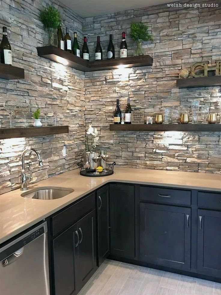 28+ Cool Modern Farmhouse Kitchen Backsplash Ideas…