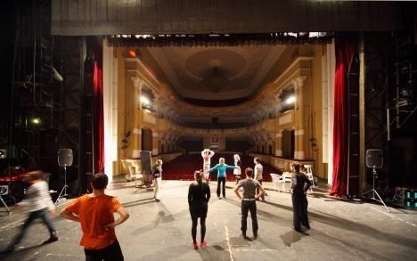 How I Became a Master Thespian Via a Sober Acting Program | The Fix