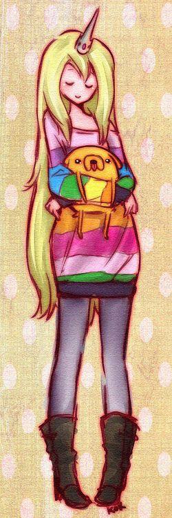 Lady Rainicorn [Adventure Time] - Imgur