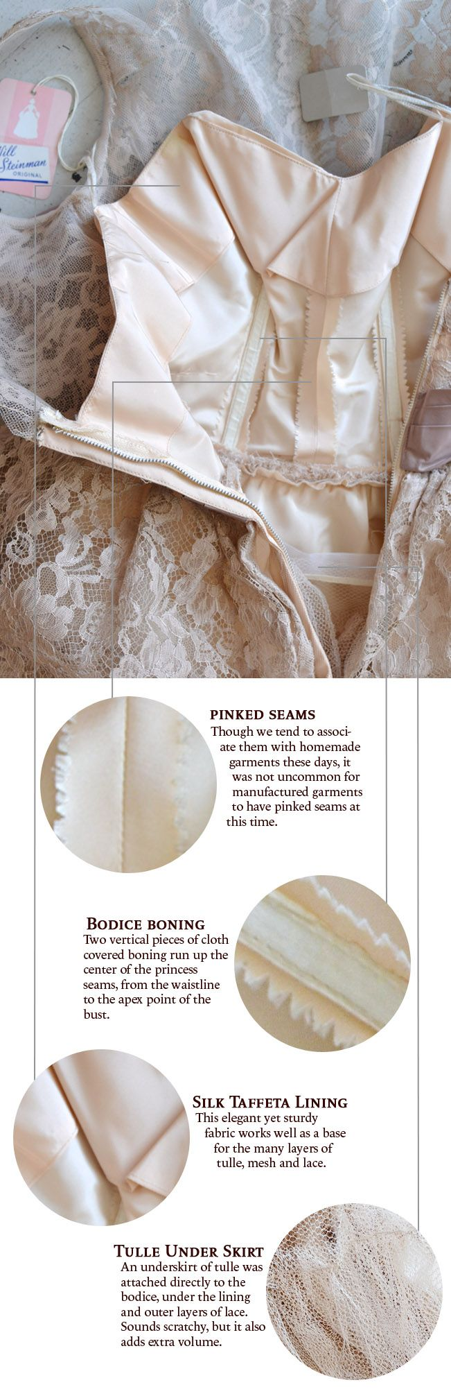 Behind the Seams: Construction Details from DearGolden