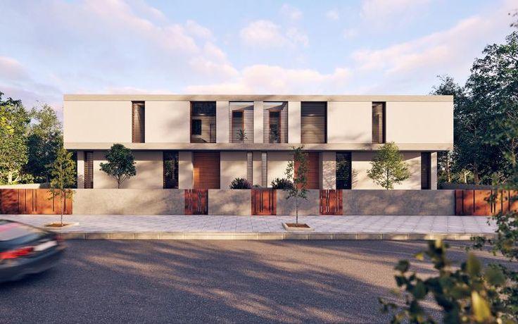 Rishon LeZion House 4 - 3d rendering images of a house - Architect: Daniel Arev