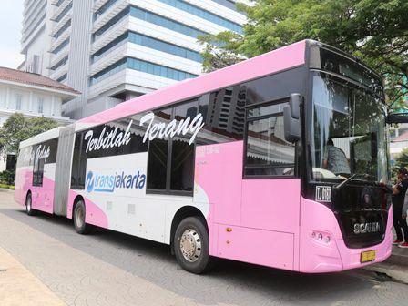 Bus Transjakarta Khusus Wanita Layani Koridor 1