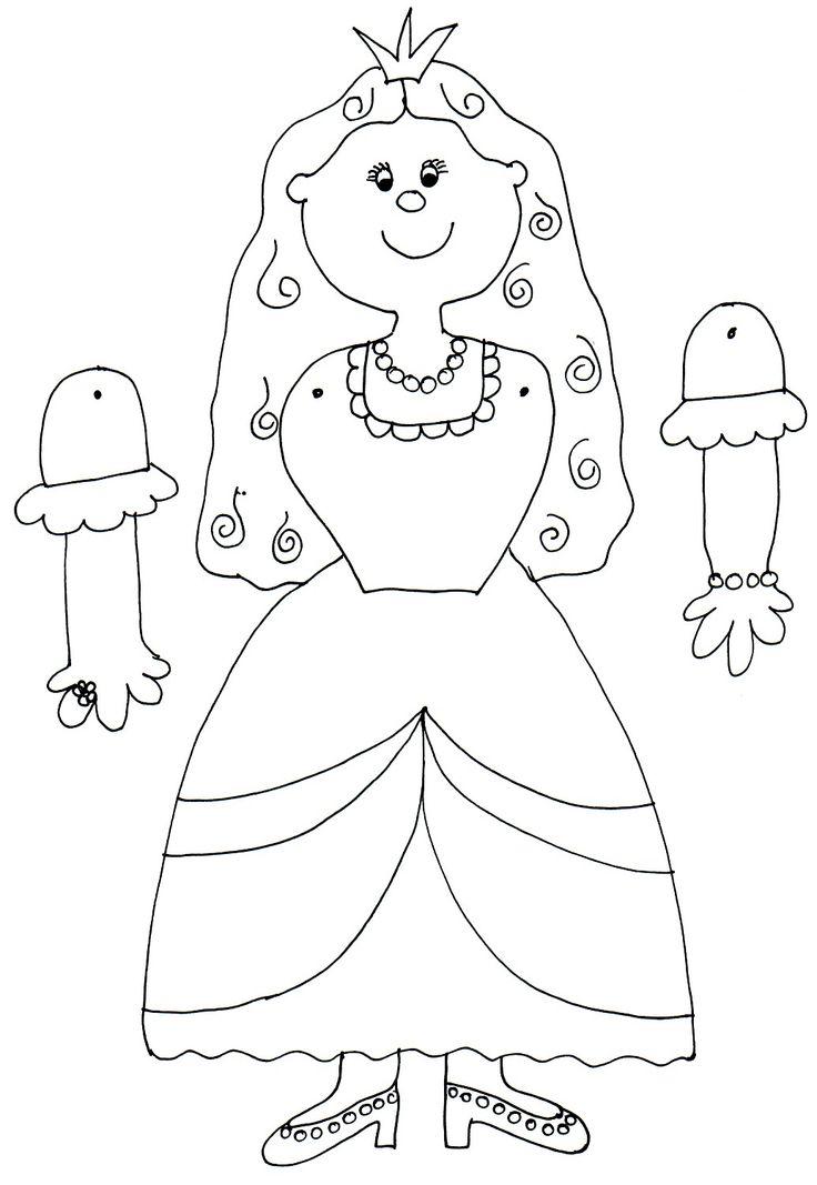 Mozgó kezű királylány