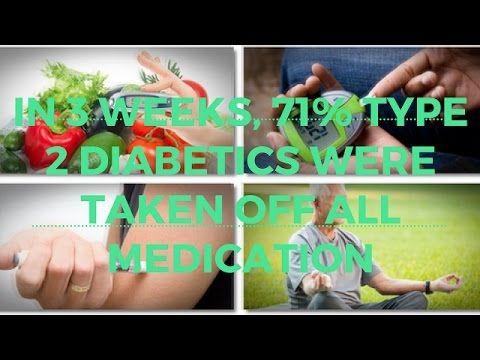 [Diabetes Mellitus Type 2 Cure & TReatment] 71% Type 2 Diabetics Were Ta...