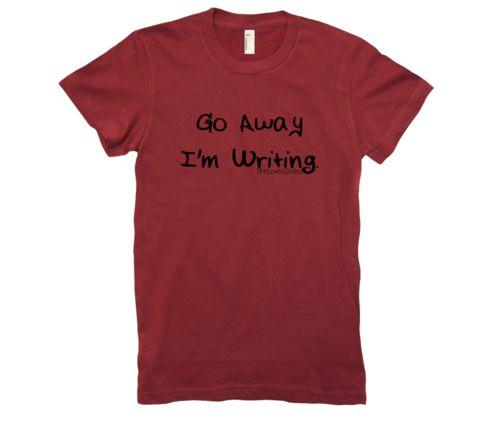 I'm Writing...