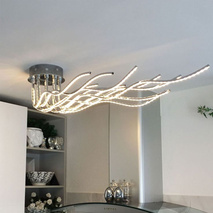 10 besten Beleuchtung Bilder auf Pinterest Lichtdesign - wohnzimmer deckenleuchte led