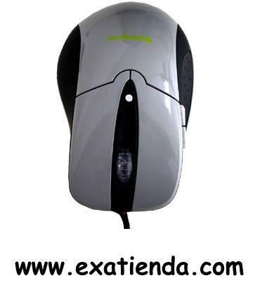 Ya disponible Rat?n Pepegreen USB gris   (por sólo 13.89 € IVA incluído):   -Raton Optico con 800-1200 dpi de resolución, 5 botones  -Diseño ergonomico, -Tecnologia: Cable -Conexion puerto: USB  -La vida del micro interruptor es de unas 5 millones de pulsaciones -Compatible con: Windows 95/98/NT/ME/2000/XP/Vista/W7/MAC  -Color: Gris  -P/N: MOU-1203-CA   Garantía de 24 meses.  http://www.exabyteinformatica.com/tienda/1523-raton-pepegreen-usb-gris #ps2/usb #exabyteinform