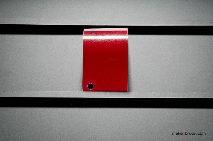 Gloss Red Metallic /6/
