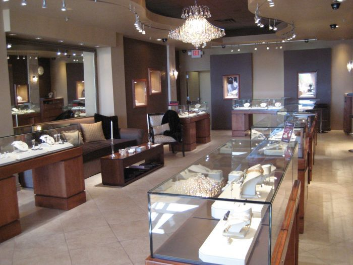 Jewelry Store Interior Design | Scottsdale Custom Designed Jewelry Store - Interior Design Photo in ...