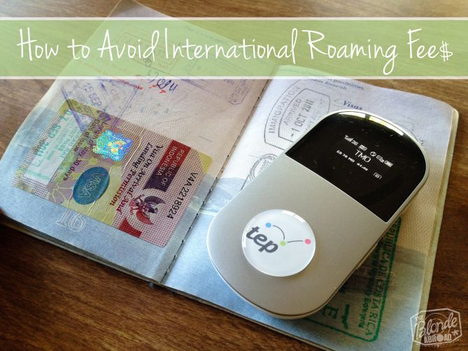 While backpacking through Europe, travelers become dependent on free WiFi offered at cafes and hostels. While on business trips, travelers pay top dollar for international phone plans and 24-hour access to hotel WiFi. I'd be lying if I said I haven't picked a spot to grab