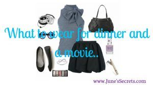 Outfits For Dinner And A Movie Date Night