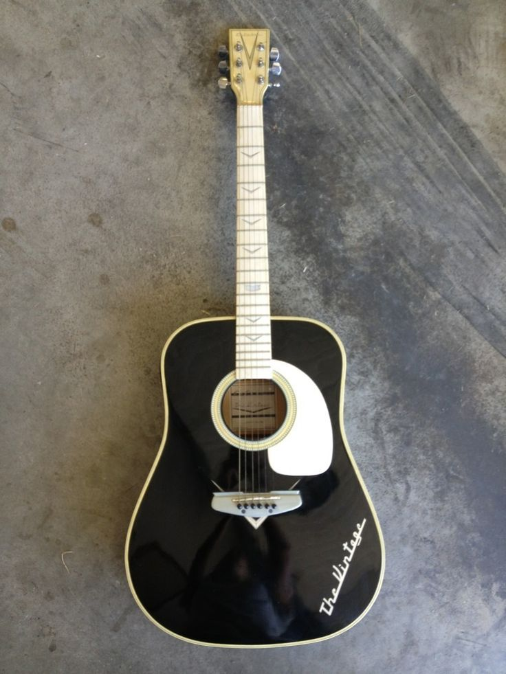 esteban acoustic electric guitar the vintage limited edition gently used guitars. Black Bedroom Furniture Sets. Home Design Ideas