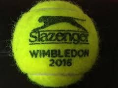 Image result for wimbledon tennis ball 2016