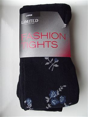 M&S LIMITED collection LUXURY FASHION TIGHTS Warm BNWT size L