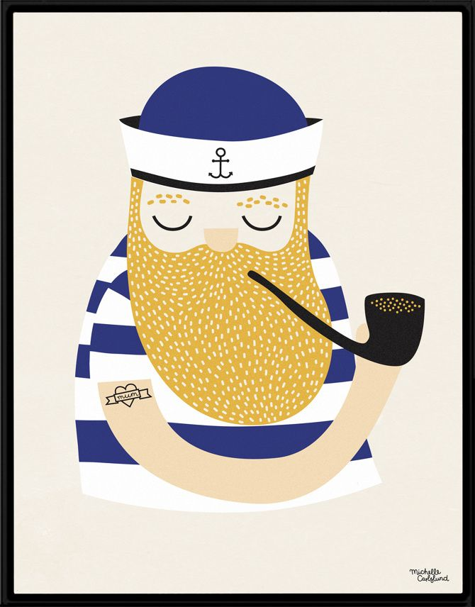 #nordic #design #graphic #illustration #danish #bright #simple #nordicliving #living #interior #kids #room #poster #paper #stonepaper #stati in Michelle Carlslund Illustration