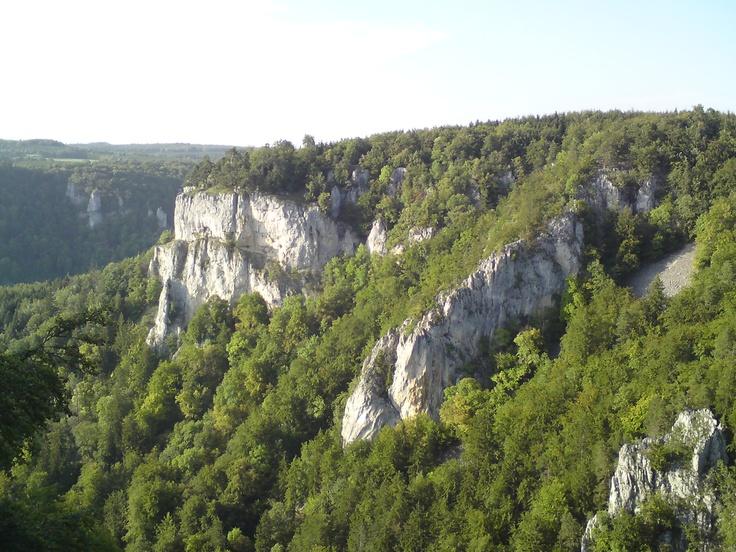 "#greatwalker     spontaneous trip through the ""Donautal"" @Sandy Germany, BW"