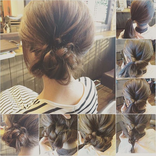 Low side bun                                                                                                                                                                                 More