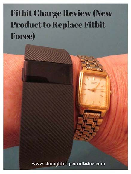 This Fibit Charge review discusses the new product that replaces Fitbit Force. I love this tracker and have been using it for almost a year now.