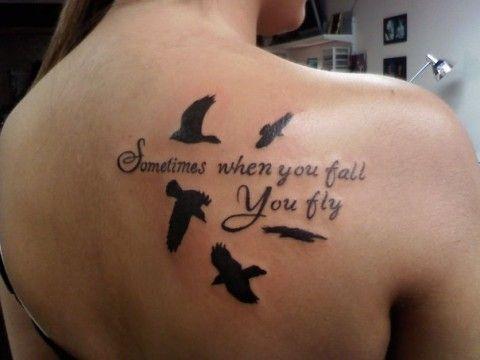 Literary Tattoos, very cool.<3
