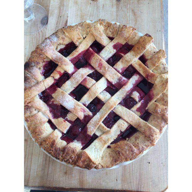 Cherry pie!!!