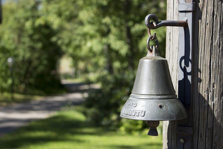 Alitalon Viinitila, Bell | by visitsouthcoastfinland #visitsouthcoastfinland #Finland #Lohja #bell #kello