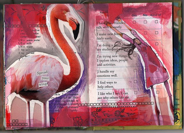 i handle my emotions well: Photos, Birds Art, Birds Wings, Spreads, Wings Feathers