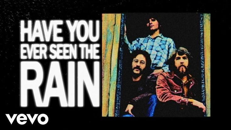Creedence Clearwater Revival - Have You Ever Seen The Rain (Lyric Video) via http://ift.tt/1DEj1et