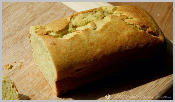 www.slodko-slony.blogspot.com - ciasto z avocado / avocado cake