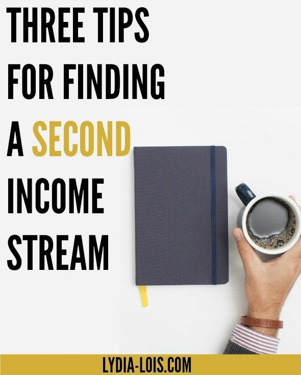 If you've ever wanted to diversify your income streams but weren't sure how or what to do, read this post! I give you three ideas for finding a second income stream!