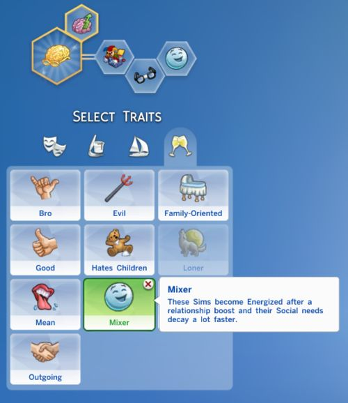the sims relationship stages psychology