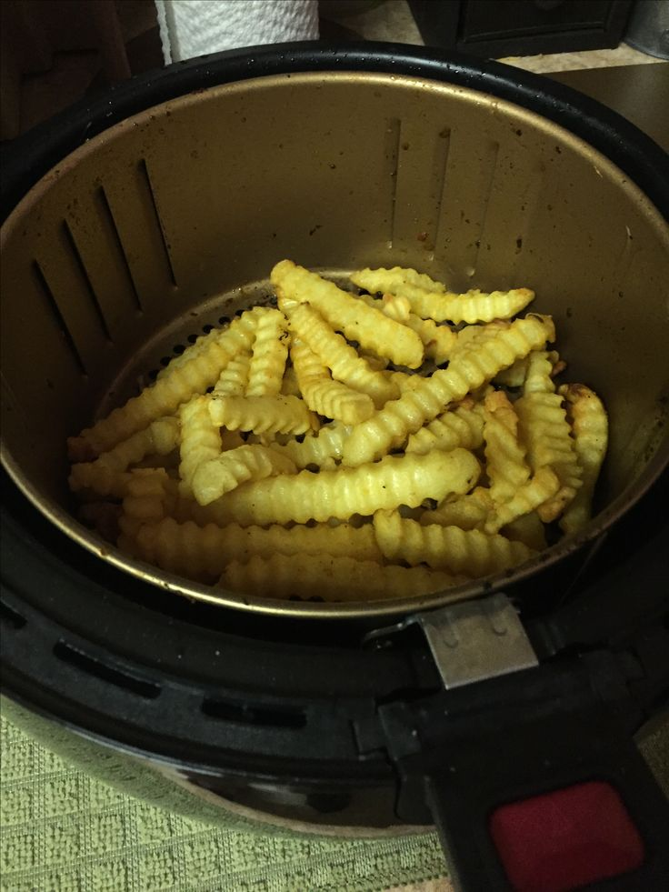 Power Airfryer Xl French Fries These Are Frozen Fries And