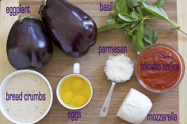 Easy Baked Eggplant Mozzarella | recipes | Pinterest