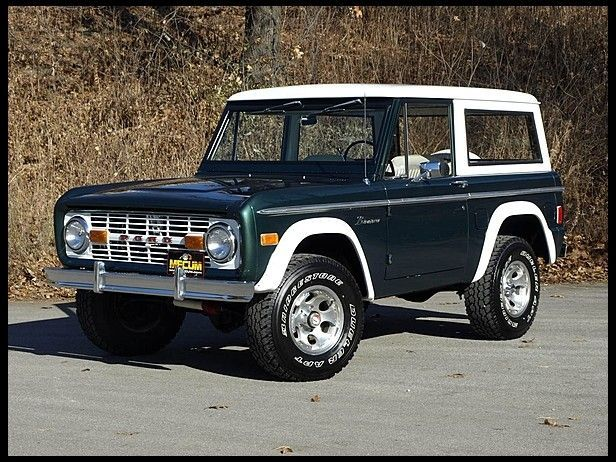The Bronco I grew up wiht. 1977 Ford Bronco 302 Ci on Ford Bronco Cad