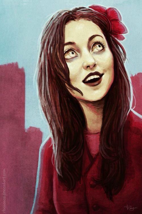 Amy Dyer-In The Flesh fan art